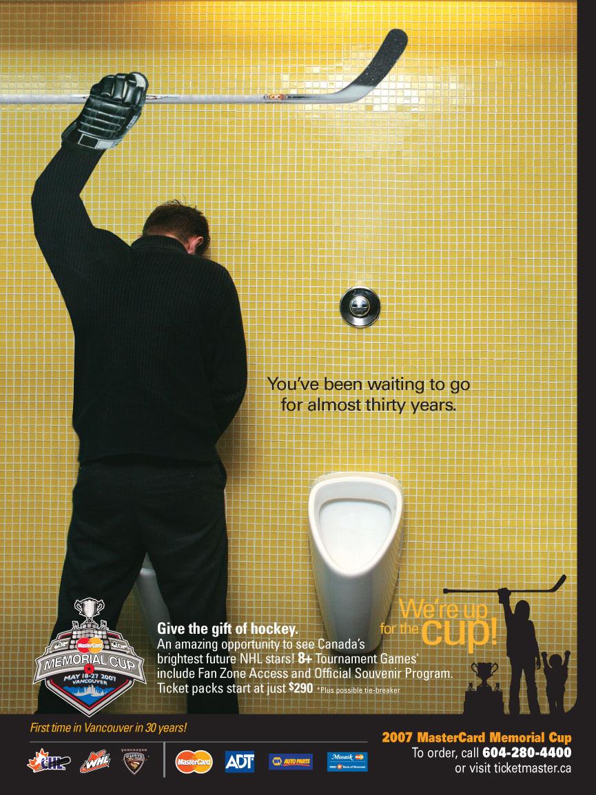 Memorial Cup ad 1 of 2